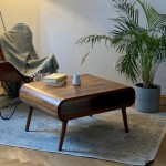 Coffee Table GUBBE - 80x60 cm