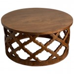 Coffee Table HUGGEN STOR - 100 cm