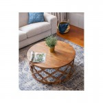 Coffee Table HUGGEN STOR - 90 cm